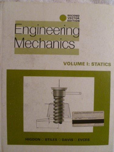 9780132793988: Engineering Mechanics: Statics v. 1