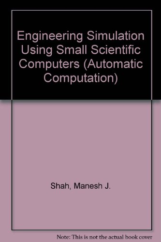 9780132794220: Engineering Simulation Using Small Scientific Computers (Automatic Computation)