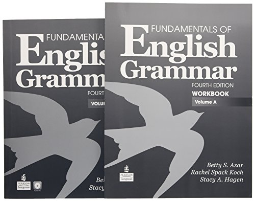 9780132794817: Fundamentals of English Grammar Student Book Vol. a with Audio CD (Without Answer Key) and Workbook a Pack