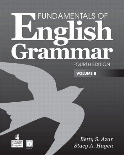 9780132794824: Fundamentals of English Grammar, Volume B [With Workbook]