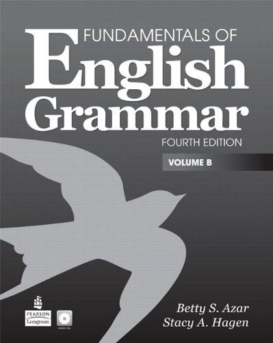 9780132794824: Value Pack: Fundamentals of English Grammar Volume B (with Audio CD) and Workbook B (4th Edition)