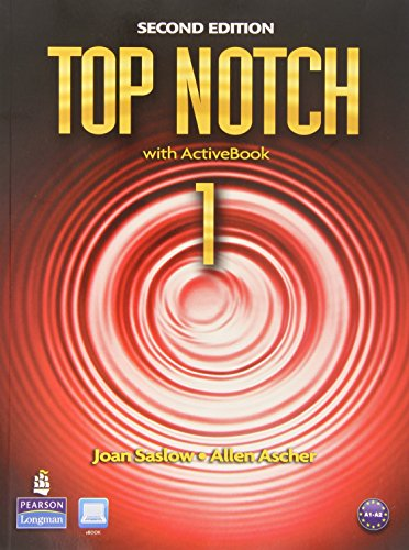 9780132794862: Top Notch 1 Student Book and Workbook Pack, 2nd Edition