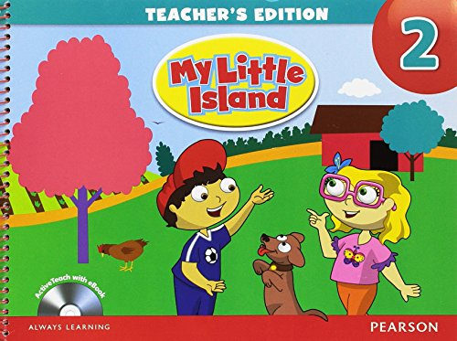 9780132795395: MY LITTLE ISLAND 2 TE WITH ACT