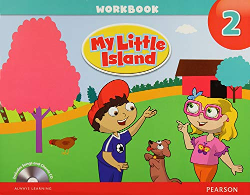9780132795401: Workbook My Little Island
