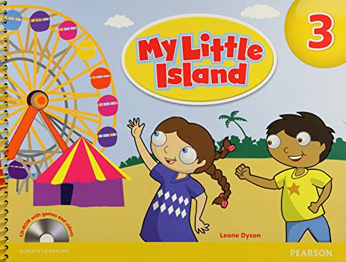 9780132795418: My Little Island 3 SB w/CD-ROM