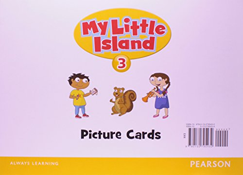 9780132795432: MY LITTLE ISLAND 3 PICTURE CAR