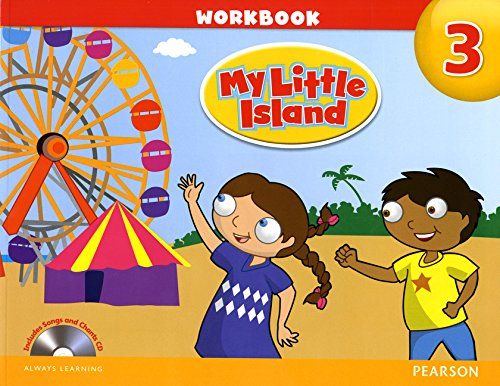 My Little Island 3 Workbook with Songs: Longman