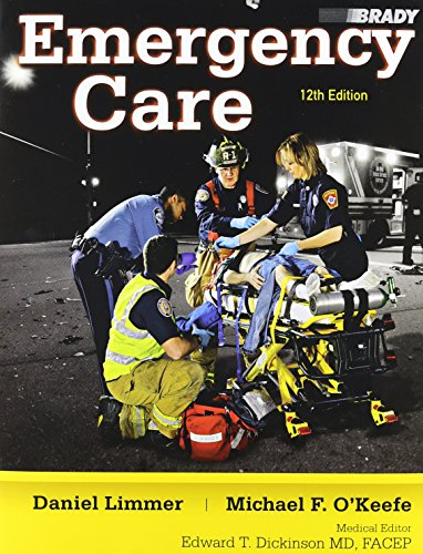 9780132795760: Emergency Care and Workbook and CourseCompass Student Access Code Card and Resource Central EMS Access Card Package (12th Edition)