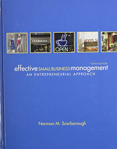Business Plan Pro, Entrepreneurship: Starting and Operating: Scarborough, Norman M.