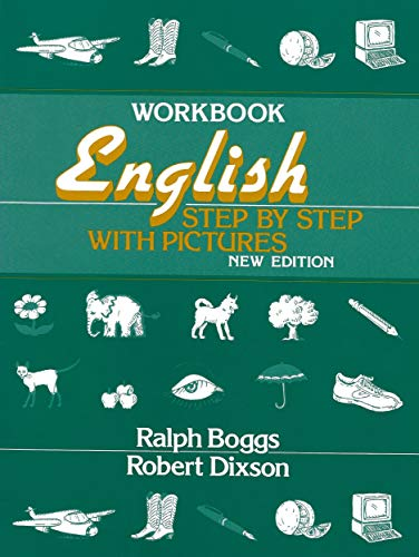9780132798457: English Step by Step with Pictures Workbook, New Ediition