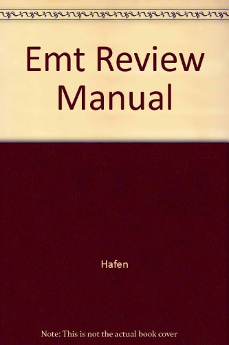 9780132798600: EMT Review Manual