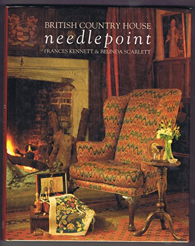 9780132800822: British Country House Needlepoint