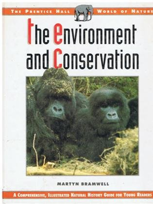9780132800907: The Environment and Conservation (Prentice Hall World of Nature)
