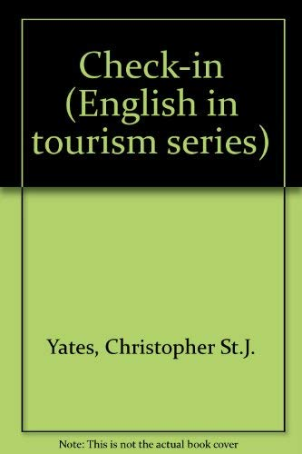 9780132803977: Check-in (English in tourism series)