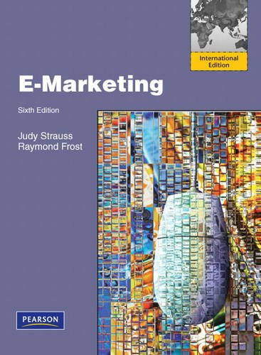 9780132806466: E-Marketing: International Edition