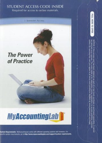 myaccountinglab answers Pearson myaccountinglab answers - in this site isn`t the same as a solution manual you buy in a book store or download off the download pearson myaccountinglab answers in epub format.
