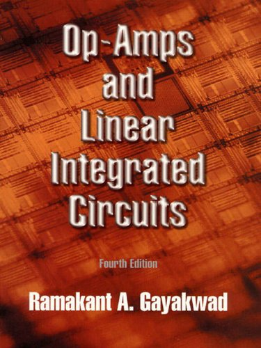 9780132808682: Op-Amps and Linear Integrated Circuits (4th Edition)