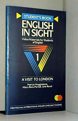 9780132811064: English in Sight 1 Sb