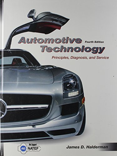 9780132811071: Automotive Technology with NATEF Correlated Task Sheets and MyAutomotiveLab (Access Card) (4th Edition)