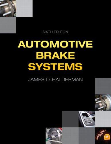 9780132814744: Automotive Brake Systems (Automotive Systems Books)