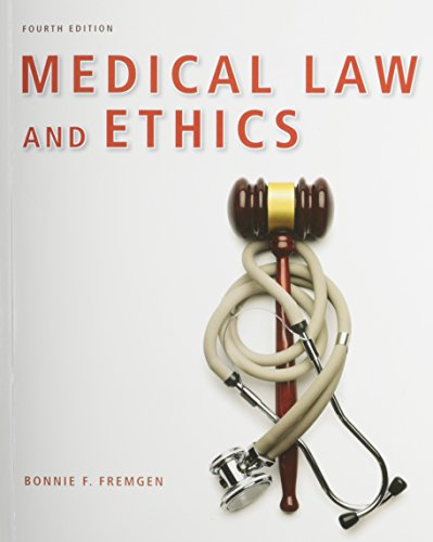 9780132816335: Medical Law and Ethics & HIPAA Health: The Privacy Rule and Health Care Practice (CD-ROM version) Package (4th Edition)