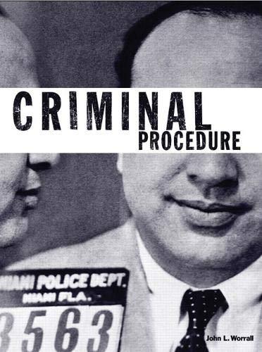 9780132817813: Criminal Procedure (Justice)