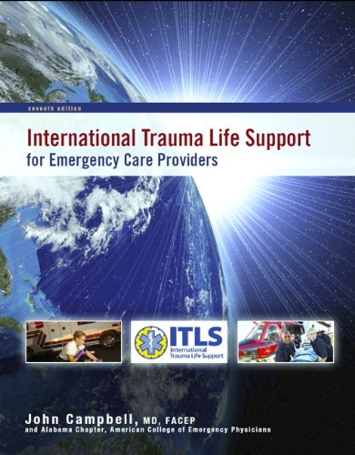 9780132818117: International Trauma Life Support: For Emergency Care Providers