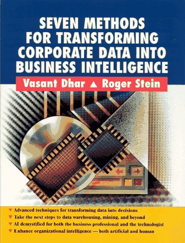 9780132820066: Transforming Corporate Data into Business Intelligence