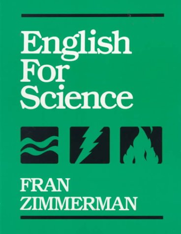9780132821797: English for Science: Student's Book