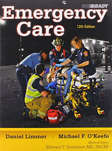 9780132823647: Emergency Care with Workbook, Resource Central EMS Access Card, and Student Access Code Package to EMT Achieve: Basic Test Preparation