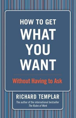 9780132824361: How to Get What You Want...Without Having to Ask
