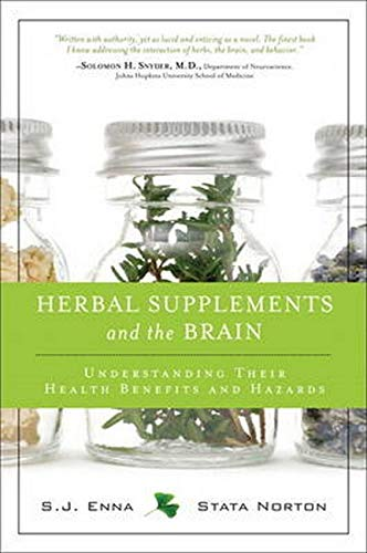 9780132824972: Herbal Supplements and the Brain: Understanding Their Health Benefits and Hazards