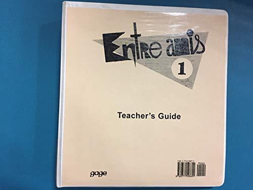 9780132825597: Entre Amis 1 Teachers Gde (English)