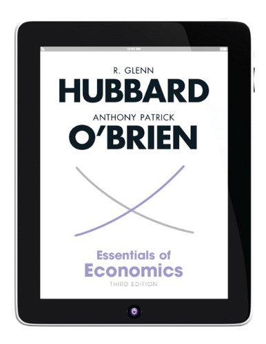 9780132826938: Essentials of Economics (3rd Edition)
