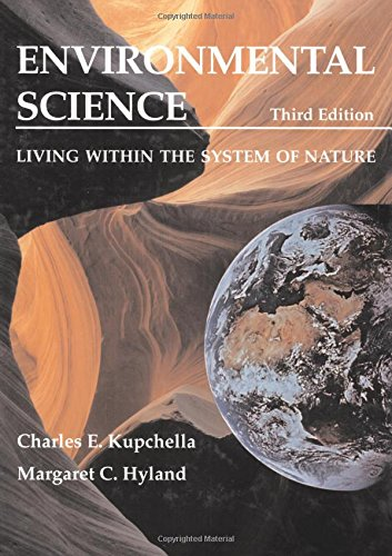 9780132827409: Environmental Science: Living Within The System of Nature (3rd Edition)