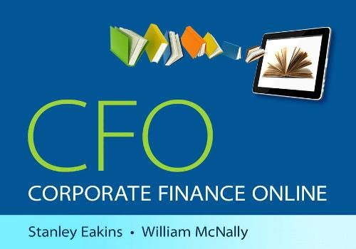 9780132828949: NEW Corporate Finance Online -- Access Card