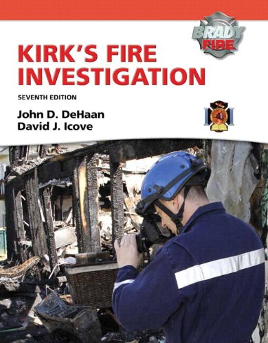 9780132830010: Kirk's Fire Investigation with Resource Central -- Access Card Package (7th Edition) (Fire Investigation I & II)