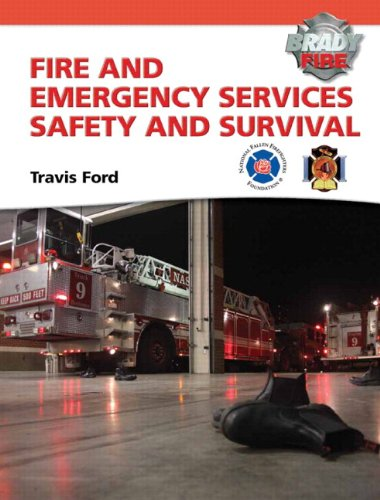9780132830034: Fire and Emergency Services Safety & Survival with MyFireKit Student Access Code Card Package (Brady Fire)
