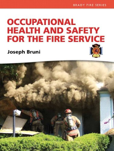 9780132830058: Occupational Health and Safety for the Fire Service with Resource Central -- Access Card Package