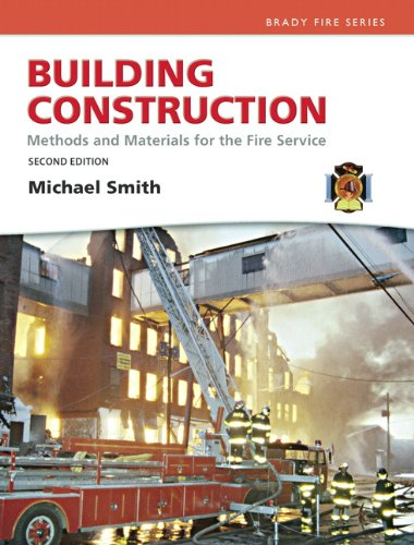 9780132830072: Building Construction: Methods and Materials for the Fire Science and Resource Central Fire -- Access Card Package (2nd Edition) (Building Construction for Fire Protection)