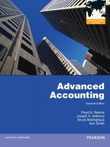 9780132830362: Advanced Accounting:International Edition
