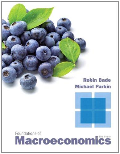 9780132831000: Foundations of Macroeconomics (6th Edition)