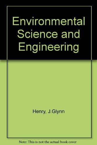 9780132831772: Environmental Science and Engineering