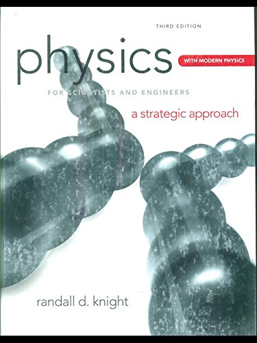 9780132832120: Physics for Scientists and Engineers A Strategic Approach