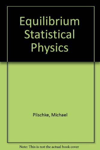 9780132832762: Equilibrium Statistical Physics (Prentice Hall advanced reference series)