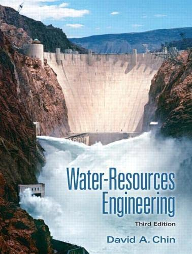 Water-Resources Engineering (Hardcover): David A. Chin
