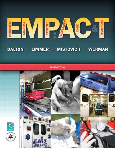 9780132835879: Emergency Medical Patients: Assessment, Care, and Transport and Resource Central EMS - Access Card Package