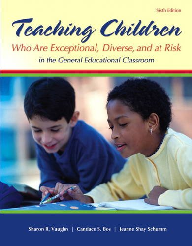 9780132836739: Teaching Students Who Are Exceptional, Diverse, and at Risk in the General Education Classroom