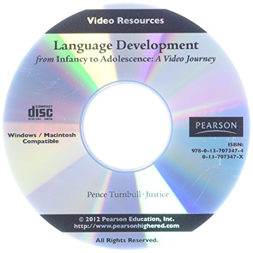 9780132837231: Student CD (standalone) for Language Development from Theory to Practice