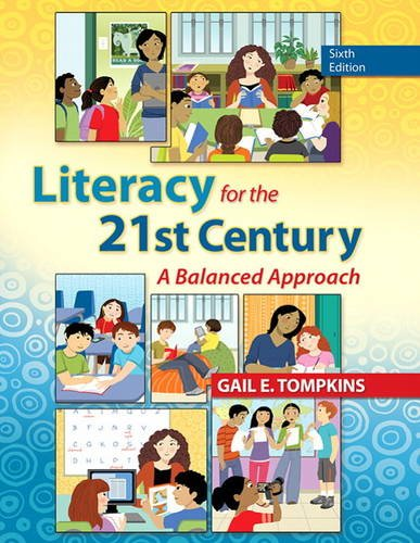 9780132837798: Literacy for the 21st Century: A Balanced Approach (6th Edition)